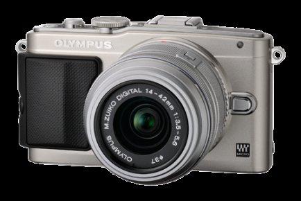 Olympus PEN E-PL5  Kit inkl. 14-42 mm Amazon.fr für EUR 527,40