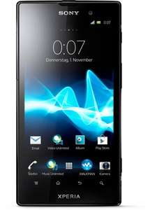 Sony Xperia ion für 254,89€ @ Notebooksbilliger