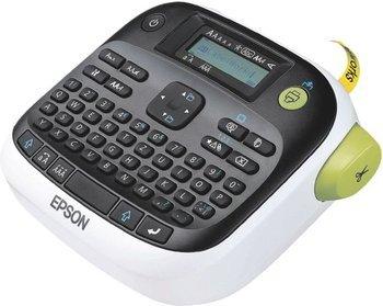 Epson LW300 Labeldrucker MIT NETZTEIL zu 20.15 Euro und 15 Euro CashBack bei EPSON - also für 5.15 Euro möglich