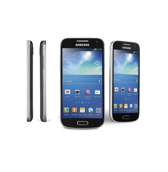 Samsung Galaxy S4 mini I9195 8GB LTE Weiss / Schwarz @ smartkauf für 269,95 €