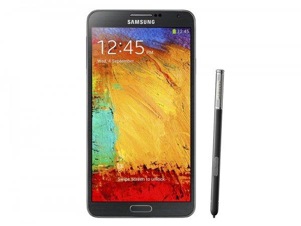 Samsung Galaxy Note 3 schwarz für 414,28 @meinpaket.de