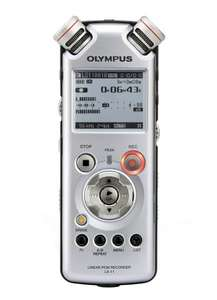 Cyber Monday - Olympus LS-11 digitaler Audiorekorder