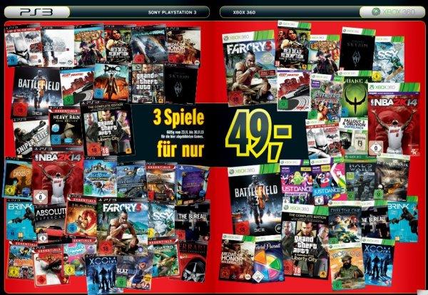 McMedia 3 für 49€ Aktion mit NBA2K14 für PS3 und Xbox360