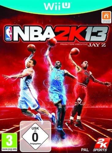 [Wii U] NBA 2K13 Neu
