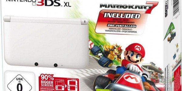 3DS XL Mario Kart Bundle [Amazon UK]