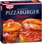 Dr. Oetker Pizzaburger - Mit Coupon - 1,39€ @ Tegut...