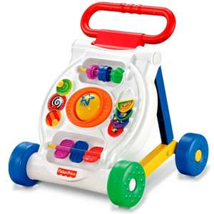 Fisher-Price Activity Lauflernwagen 32% [Karstadt online]
