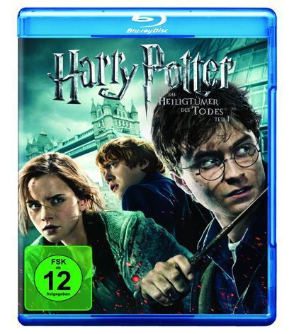 Harry Potter - Und die Heiligtümer des Todes 7.1 (2 Disc-Edition)