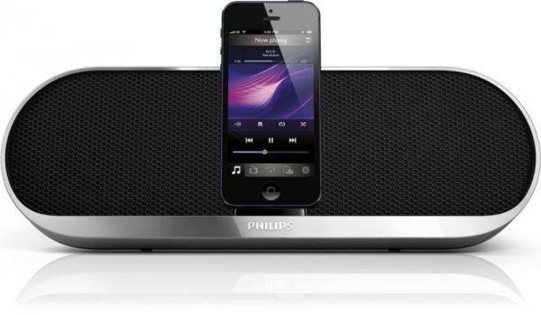 Cyber Monday - Philips DS7580 für 85€ @Amazon.fr - iPhone Dock mit Lightning-Anschluss