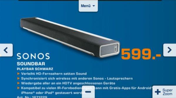 [LOKAL Köln] Sonos Playbar
