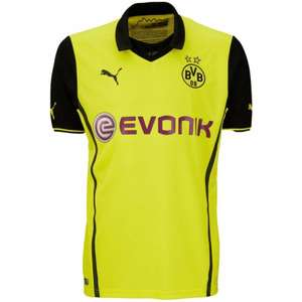 BVB Champions League Trikot 13/14 reduziert
