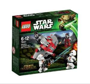 [Cyber Monday]  Lego Star Wars 75001 - Republic Troopers vs. Sith Troopers