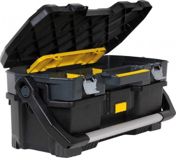Stanley Werkzeugtrage FatMax mit Kofferaufsatz