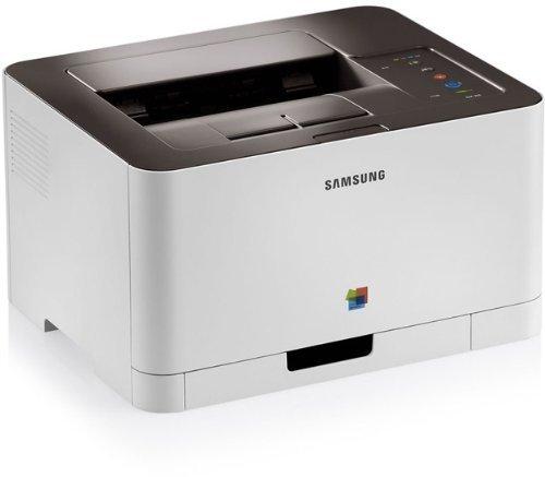 """Samsung™ - Farblaserdrucker """"CLP-365"""" (A4,2400x600dpi,USB) für €79.- [@Amazon.de]"""