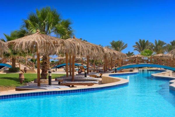 Ägypten Sinai Halbinsel - Na'ama Bay: 4 Sterne Hotel 7 Tage All-Inclusive für 182€