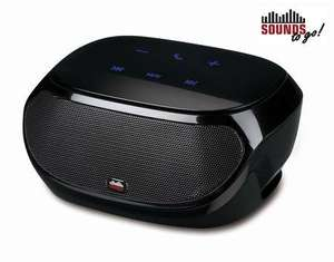 SOUNDS - to go! Portable Boomboxfür 29,99€ @ MP OHA