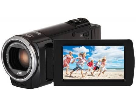 [Demoware] JVC Camcorder GZ-E105BEU  für 94,99 € @ MP