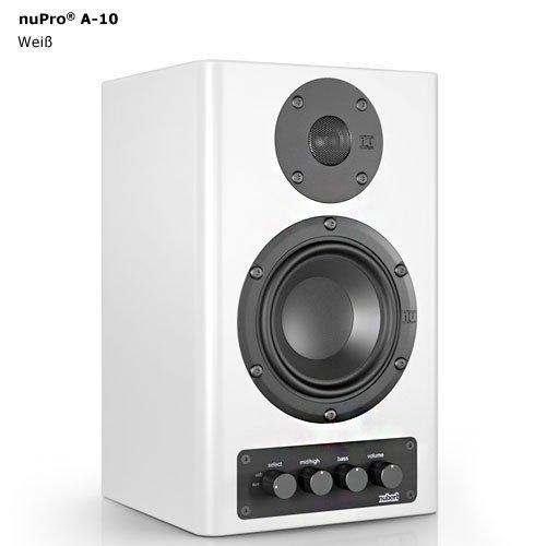 Nubert nuPro A-10 (bzw. A-20) Aktivlautsprecher -> Stückpreis 199€ (bzw. 249€) bei Amazon oder Nubert.de