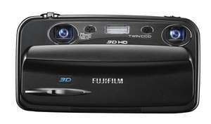 Black Friday - Fujifilm FinePix Real 3D W3 für 119,67€