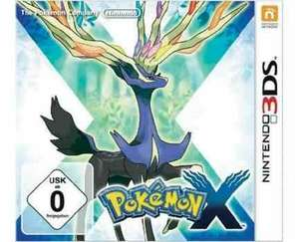 Pokemom X(Y) Nintendo 3DS für 31,94€ @SMDV