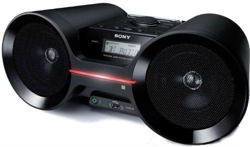 Sony ZS-BTY52 für 69,99€ - Boombox mit FM-Tuner, Bluetooth, USB - Cyber Monday