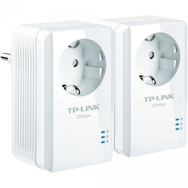 [Conrad.de] TP-LINK TL-PA2010PKIT AV200-Nano-Powerline-Adapter KIT mit Frontsteckdose für 21,95€