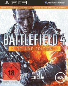 Cyber Monday - Battlefield 4 Deluxe Edition für PS3 und Xbox360 @Amazon