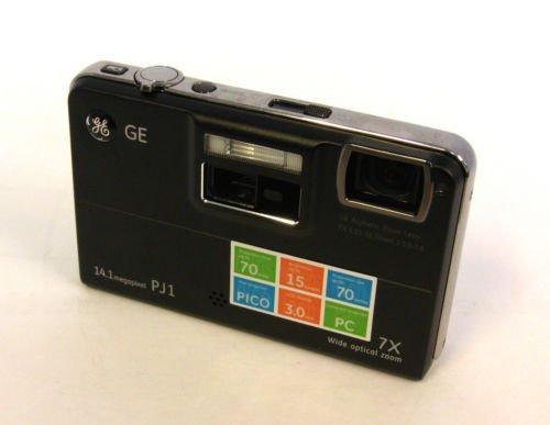 General Electric PJ1 - Kamera mit eingebautem Pico Beamer *UPDATE* Verschiedene GE Digitalkameras zu super Preisen!