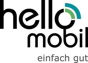 HelloMobil Allnet-Flat, Sms-Flat,Internet-Flat 1GB im O2 Netz 16,95€ o. D2 Netz 27,95€