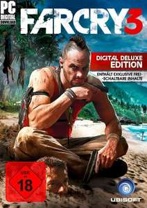 [Uplay]  Far Cry 3 - Digital Deluxe Edition [Download]  @ Amazon.de