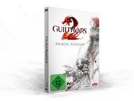 Guild Wars 2 Heroic Edition um 40% reduziert (23,99€)