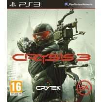 (UK) CRYSIS 3 [PS3] für ca. 13,07€ @ TheGameCollection