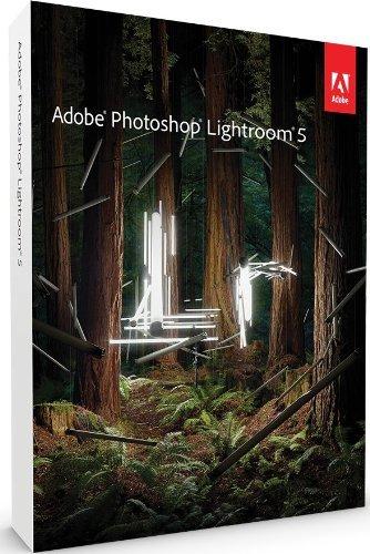 Adobe Photoshop Lightroom 5 Box für 84€ @Amazon