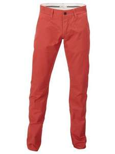 Selected Homme Three Paris cinnabar Chino Pants für 14,99€