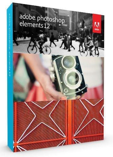 Adobe Photoshop Elements 12  (Box Version)