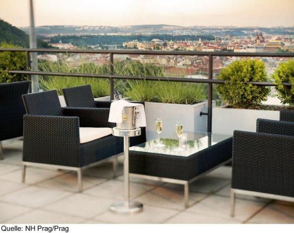Update! Prag: 4 Übernachtungen in Top-Hotel & Lufthansa-Flug ab 169€