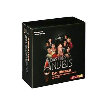 Das Haus Anubis Hörbücher 1-5 ca. 60% günstiger