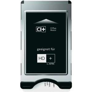 HD+ MODUL (CI PLUS) inkl. 12 MONATE HD+ Karte ab 53,88€ @Conrad