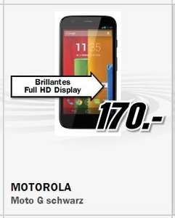 online@MM Full-HD Smartphone für 170 €