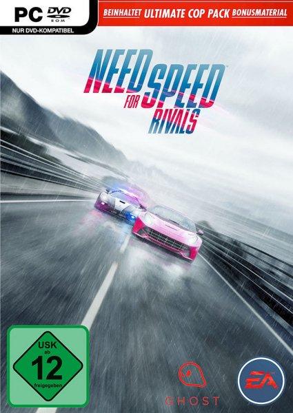 Need for Speed Rivals (Limited Editon) PC-Version für 29€ @ MediaMarkt