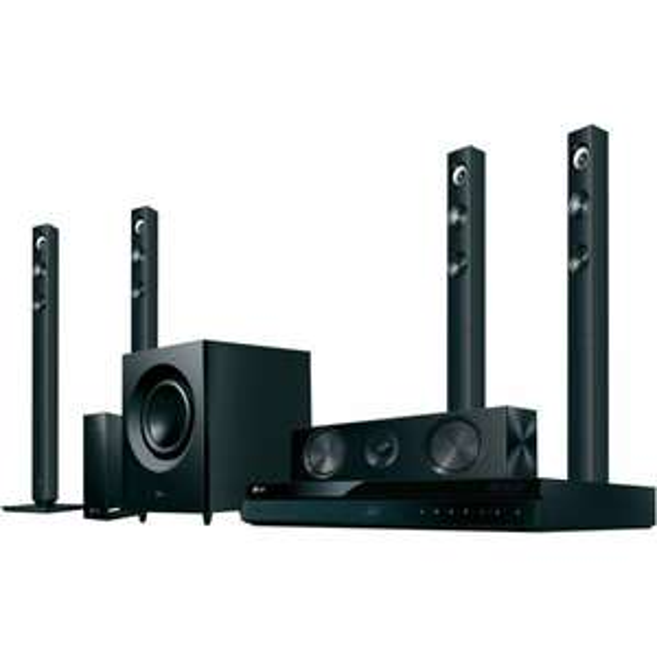 LG BH7520T 3D Blu-ray 5.1 Heimkino-System für 281,50€ @ Black Friday Conrad