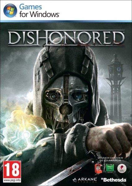 [Steam] Dishonored: Die Maske des Zorns für ca. 3,59€ @ Gamefly