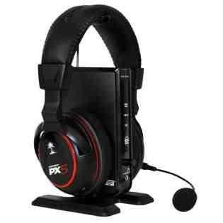 Turtle Beach Ear Force PX5 Gaming Headset für XB360, PS3, 7.1 Sound für 88€ @Redcoon