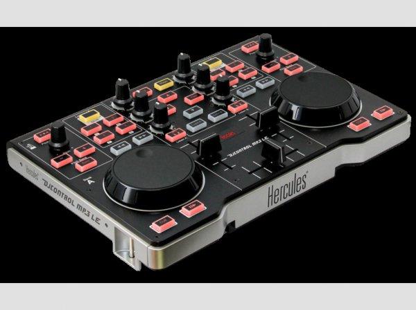 Hercules DJ Control MP3 LE @ Media Markt