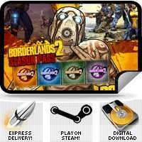 Black Friday: Sale auf G2Play.net, u.a. Borderlands 2 Season Pass für 9,99€