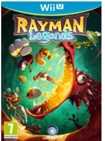 Rayman Legends (Wii U) für 27,53 Euro inkl. Versand und deutscher Sprache