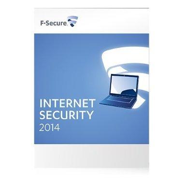 F-Secure Internet Security 2014 Upgrade - 3 (!) User / 1 Jahr