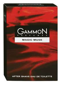Gammon After Shave Eau de Toilette Magic Musk - nur noch 90 Minuten
