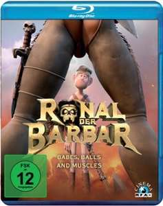 BluRay: Ronal der Barbar für 5,97 bei Amazon