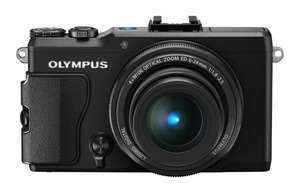 Olympus XZ-2 Stylus Digitalkamera (12 MP BSI-CMOS Sensor, True Pic VI Prozessor, Full-HD, Sucheranschluss) für 246€ @Amazon.es